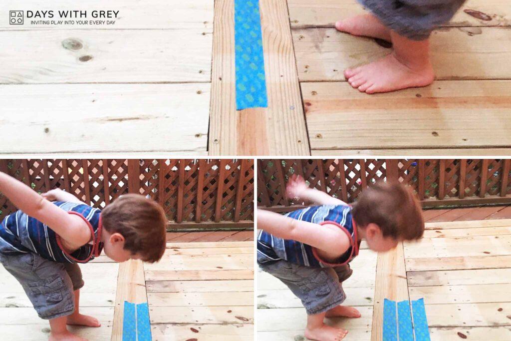 gross motor activity for kids