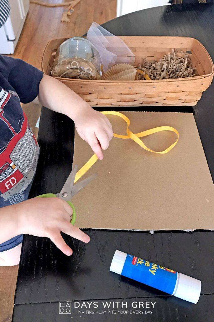 art activity for preschool
