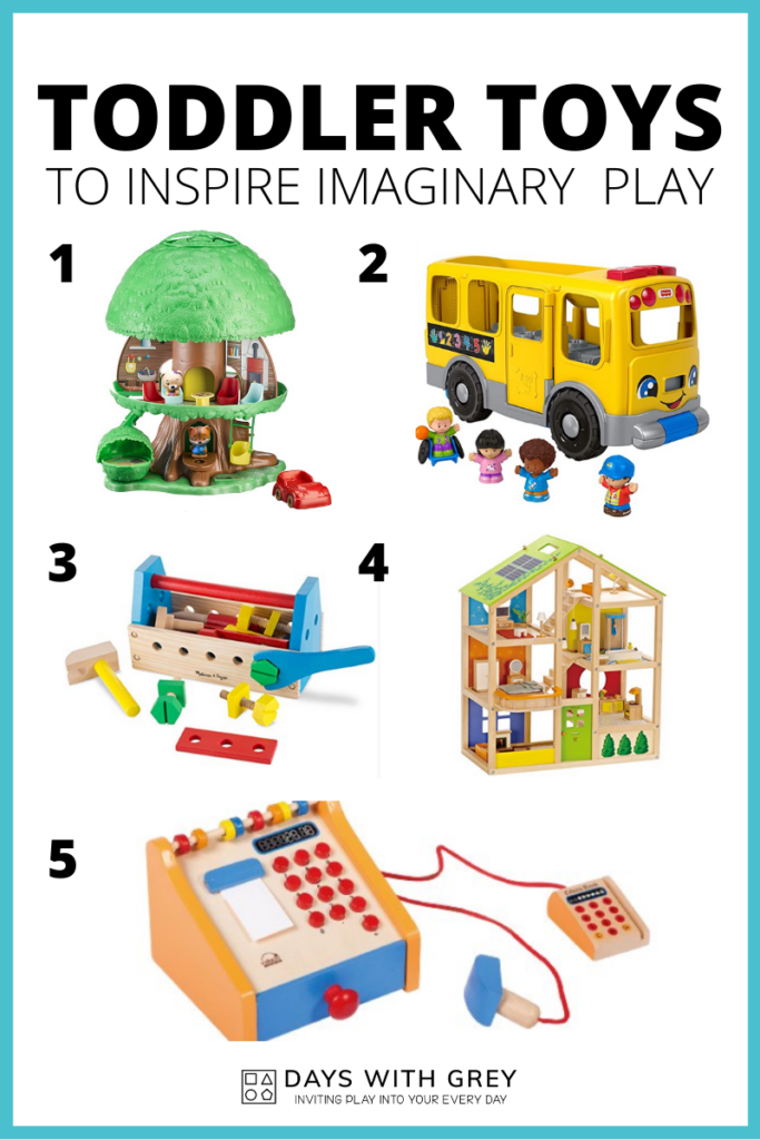 toddler toys for imaginary play