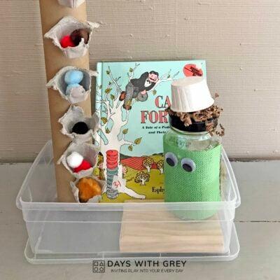 Preschool reading activity