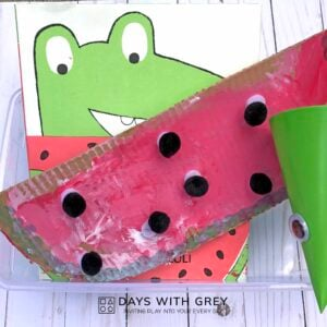 The Watermelon Seed Activity
