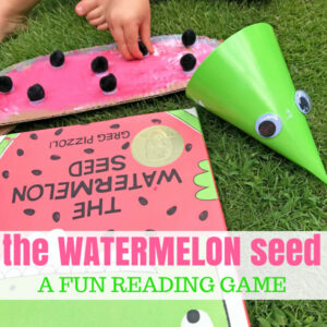 Retell The Watermelon Seed