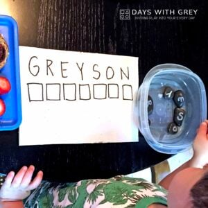 Quick and Easy Letter Recognition Activities