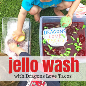 Retell Dragons Love Tacos