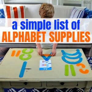 The Best Toys to Help Learn the Alphabet