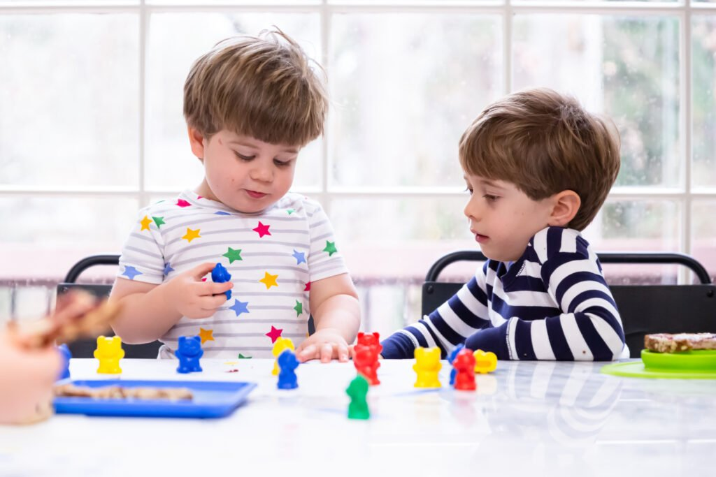 hands-on learning game for kids