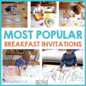 Most Popular Preschool Activities
