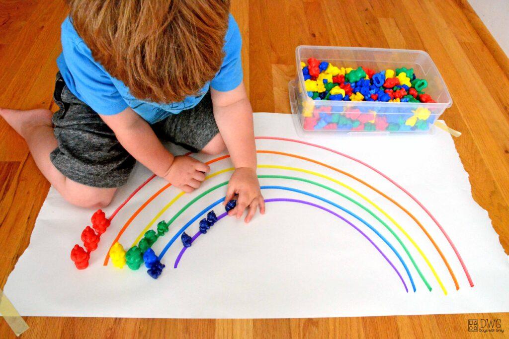popular preschool activities