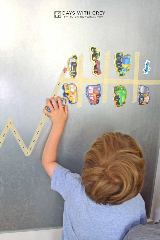 preschool letter activity