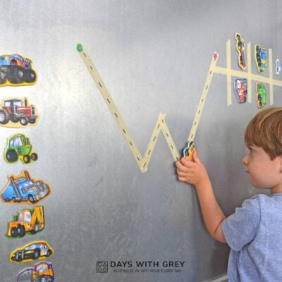 preschool writing activity