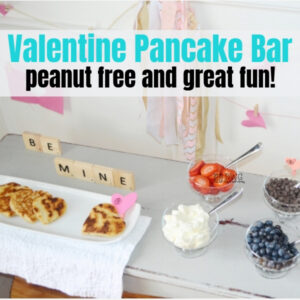 Valentines Preschool Pancake Party – Nut Free