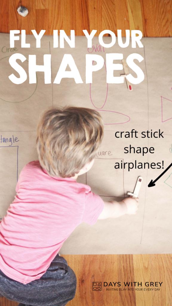 2D shape activity