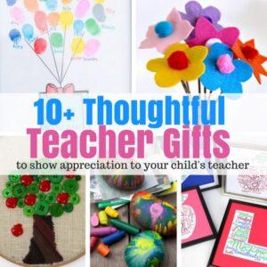 10+ Thoughtful Teacher Class Gifts