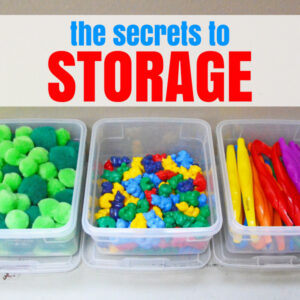 Toy Storage Solutions You Need
