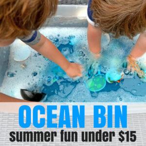 Cheap Summer Activities for Kids!