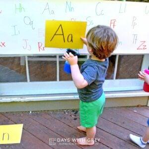 Splash the Alphabet