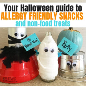 Check out our Peanut-free, Preschool Halloween Party