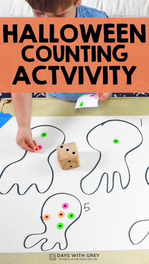 indoor preschool math activity