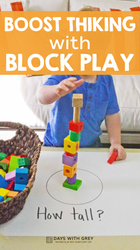 open ended play for preschool