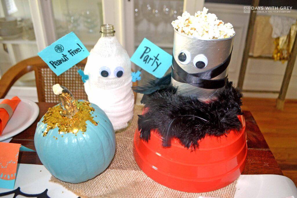 preschool halloween party