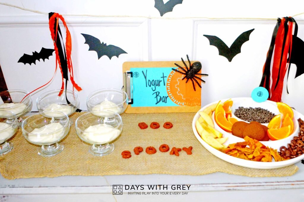 Halloween party for kids