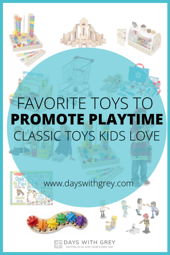 Promote playtime