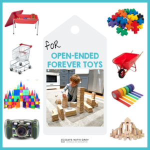 Open-Ended Toys Your Kids Will Grow With