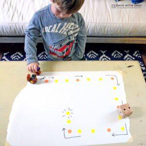 Turkey Game for Preschool