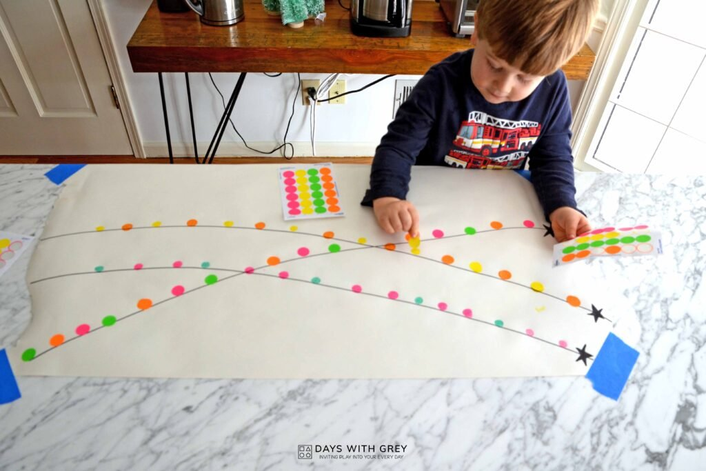 easy preschool activity