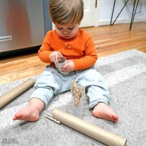 Toddler Fine Motor Game