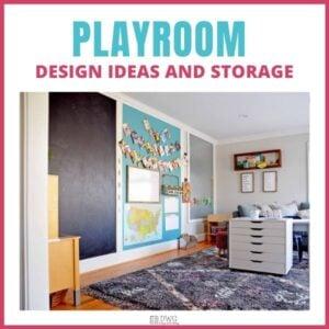 20+ Best Playroom Ideas & Design Tips