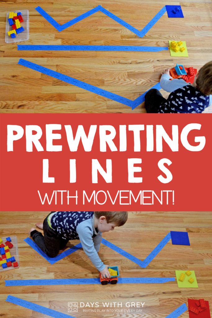 Color sorting and prewriting