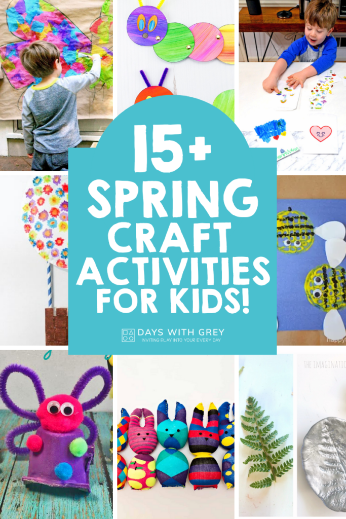 craft activities for spring