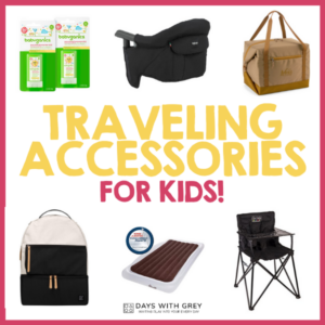20 Travel Accessories for Kids