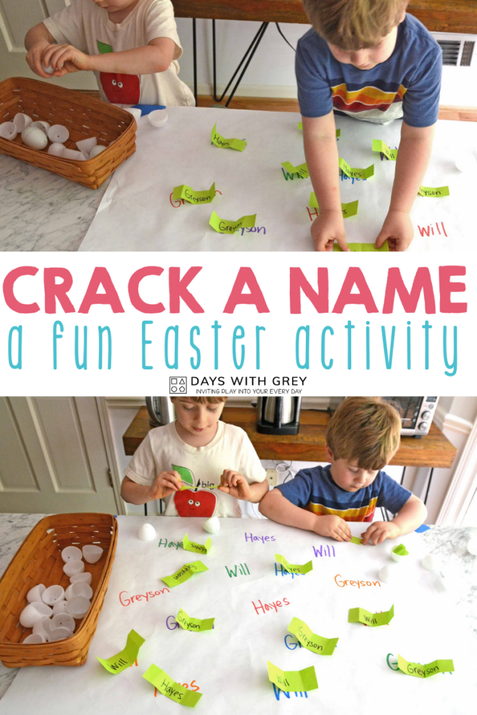 Easter idea for kids