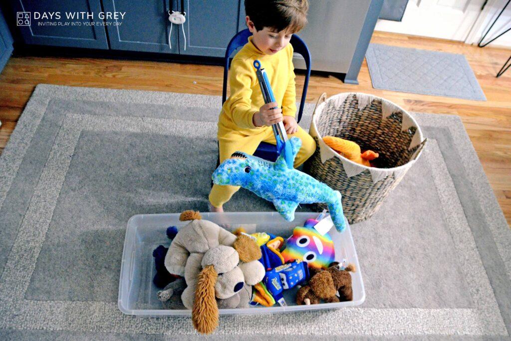 preschool gross motor activity