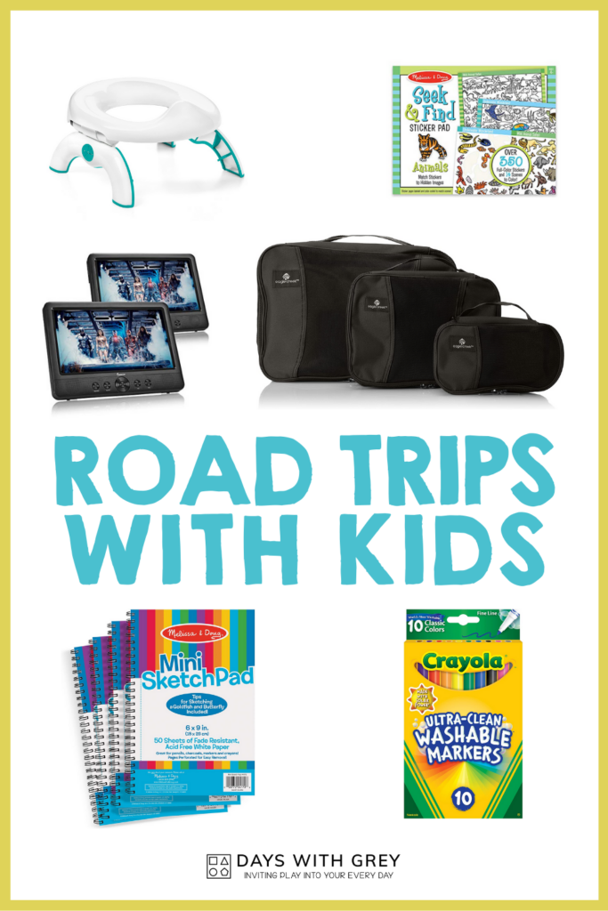 what to bring on family road trip