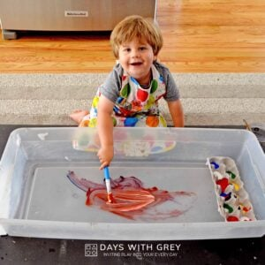 Painting with Toddlers – Everything You Need to Know