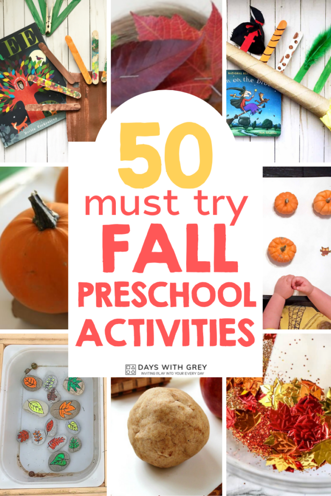 autumn ideas for kids