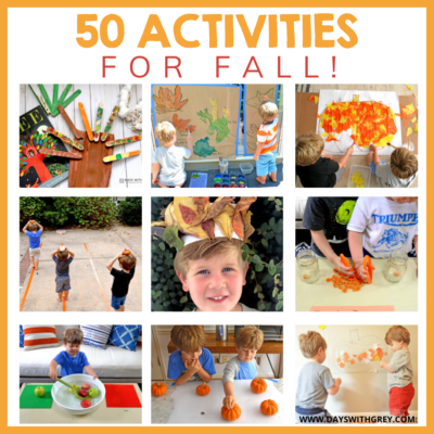 learning about fall