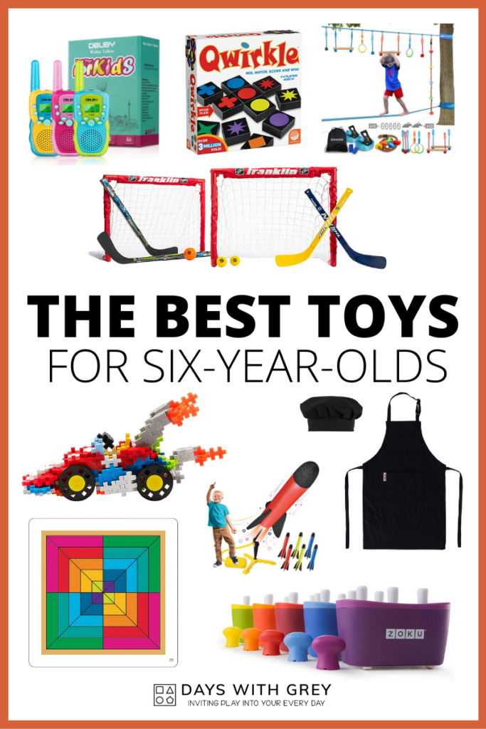 Best toys for six-year-olds