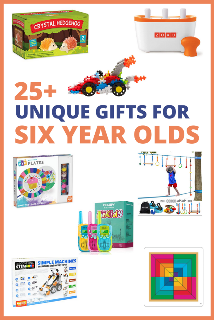 gifts for six year olds