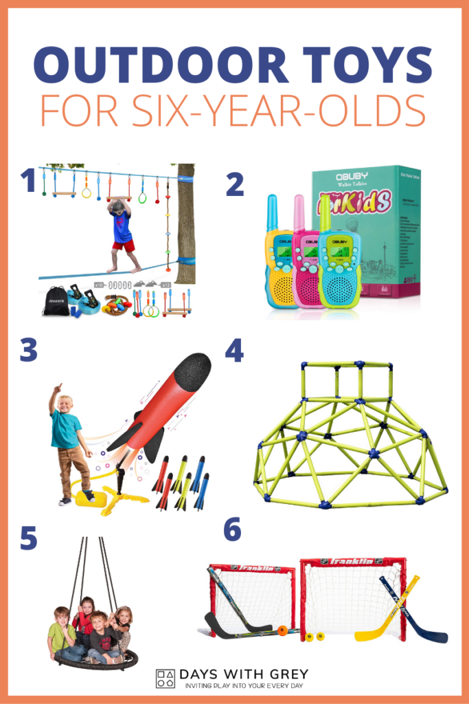 outdoor toys for six-year-olds