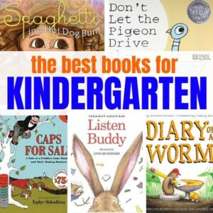 Best Books for Kindergarten Read Aloud