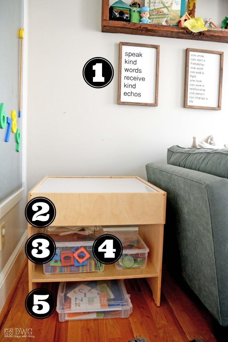 Playroom storage organization ideas for girls and boys, playroom ideas on a budget, playroom storage ideas for kids, easy ideas for toy storage #playroom #toystorage #playroomideas #play #kids #storageidea (2).jpg