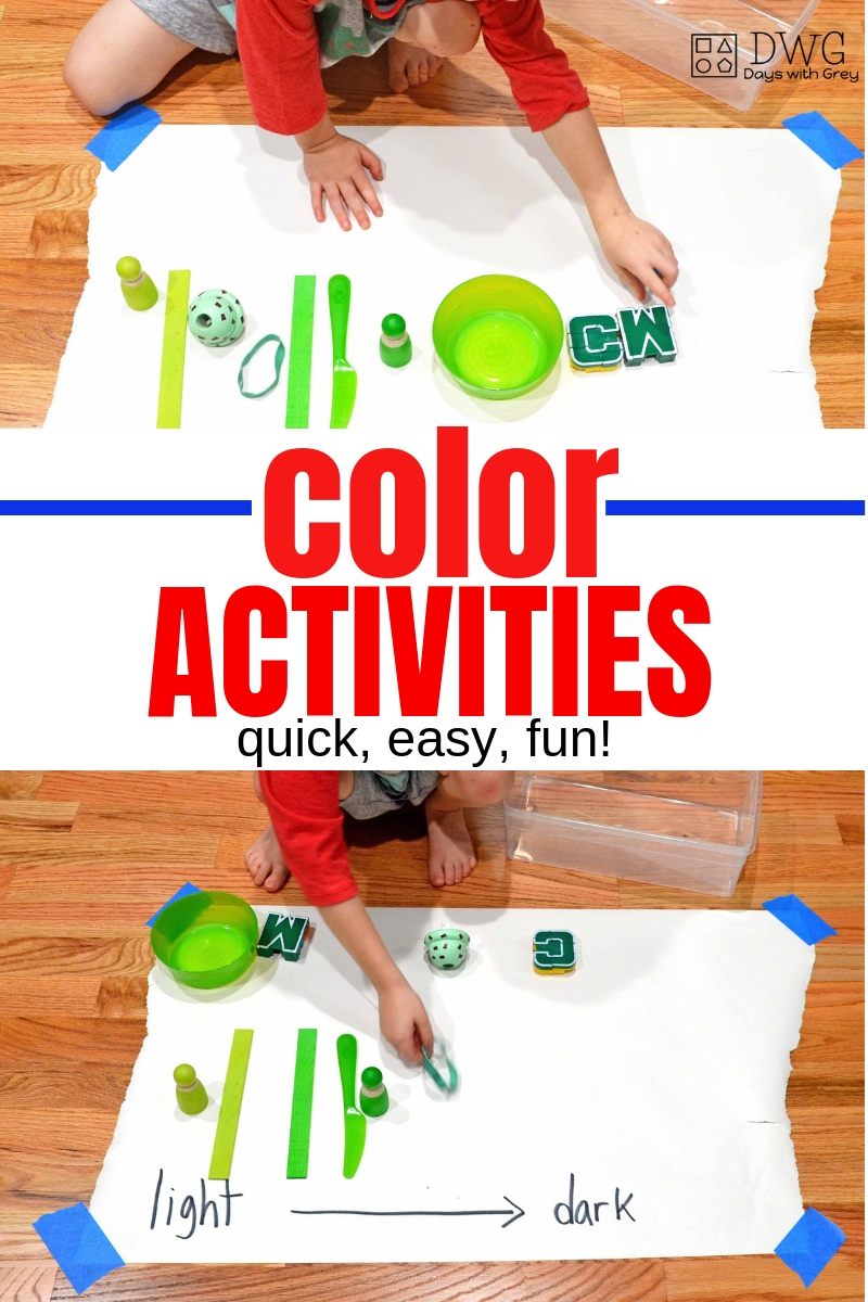 color activities for preschool, teaching kids art, learning colors for toddlers and preschoolers #preschool #toddler #quickandeasy #breakfastinvitation .jpg