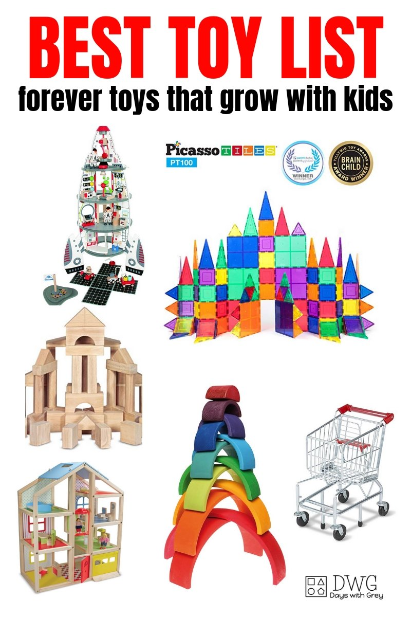 toys for kids, gift guide for kids, holiday gifts, best gifts for kids, toys to grow with, toddler toys, two-years-old, three-years-old, four-years-old #holidaygifts #besttoys #kids #sahm #preschooler #toys #giftguide