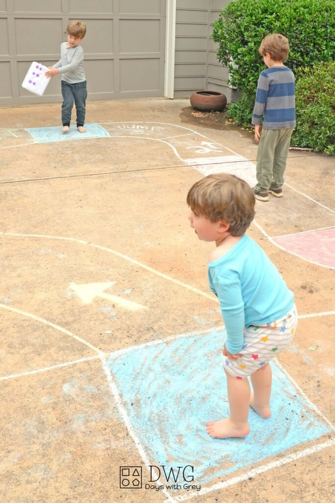 outdoor activity for toddlers