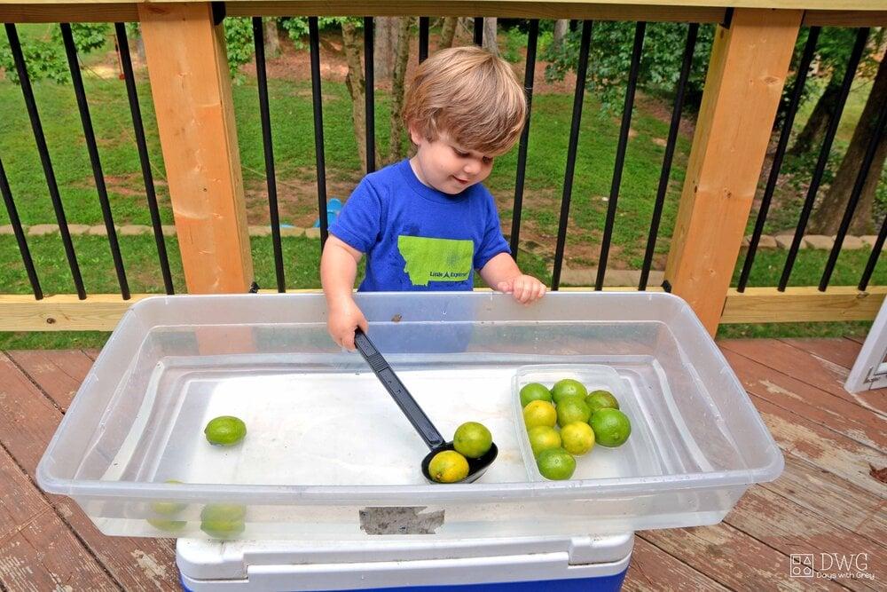 outdoor toddler activities