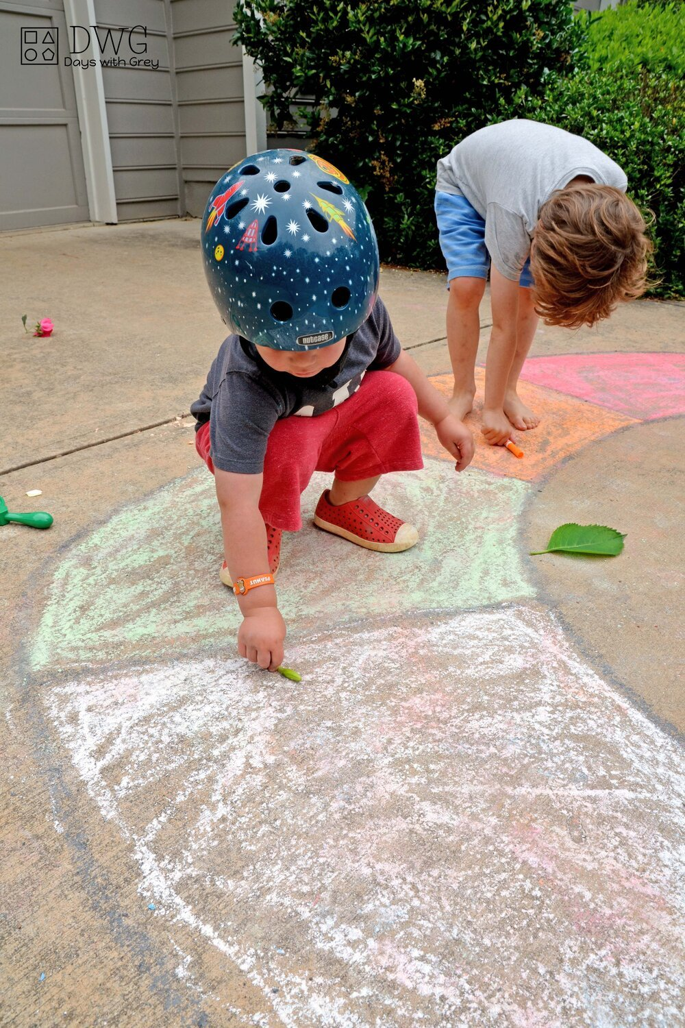 outdoor game for toddlers